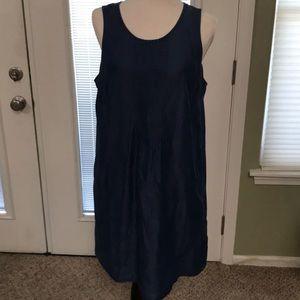 Demon sleeveless Gap dress